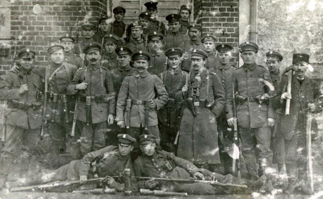 Kobylinianie w Powstaniu Wielkopolskim 1918/1919