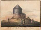 Śnieżka w XIX wieku. Drewniane obserwatorium i schronisko, turystyczne wędrówki na szczyt