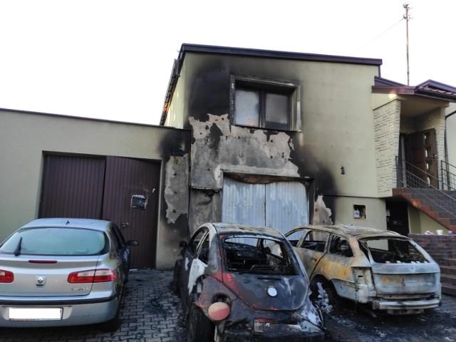 Podpalenie miało miejsce w nocy z 22 na 23 czerwca 2020 roku w Gubinie.
