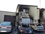 Rok temu podpalone zostały samochody przy warsztacie w Gubinie. Wielkie uszkodzenia i straty. Czy policja ustaliła sprawcę zdarzenia?