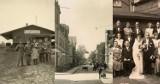 Niemieckie wojska na ulicach Pieńska i mieszkańcy w okresie przedwojennym [ZDJĘCIA]