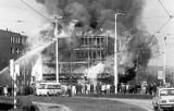 Minęło 40 lat od wielkiego pożaru Kaskady w Szczecinie. Zginęło wtedy 14 osób