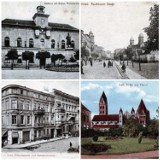 Ostrów Wielkopolski na starych pocztówkach. Rozpoznajcie te miejsca?