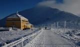Wejście na szczyt Śnieżki zamknięte do odwołania!