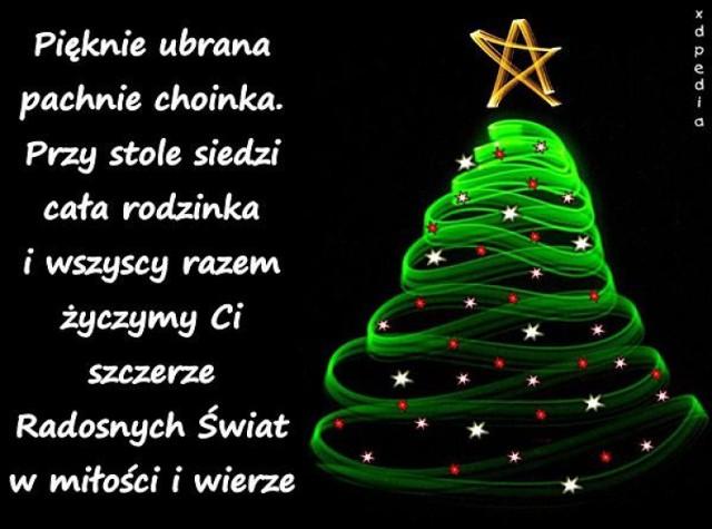 życzenia Bożonarodzeniowe Do Wysłania Przez Telefon Sms