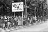Jak kiedyś wyglądał Most im. Jana Pawła II? Zobacz archiwalne zdjęcia! [GALERIA]