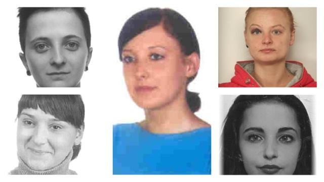 Te kobiety z Włocławka i powiatu są poszukiwane przez policję