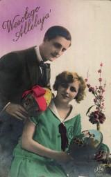 Oryginalne polskie pocztówki wielkanocne nawet sprzed 100 lat! ZDJĘCIA