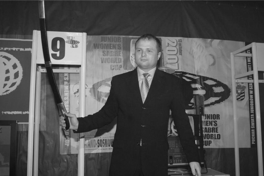 Ur. 13 października 1972 w Będzinie, zm. 13 kwietnia 2014 w...