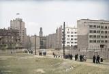 Katowice 100 lat temu. Jak wyglądały? Zobacz zdjęcia ludzi, budynków...w kolorze! Robią wrażenie?