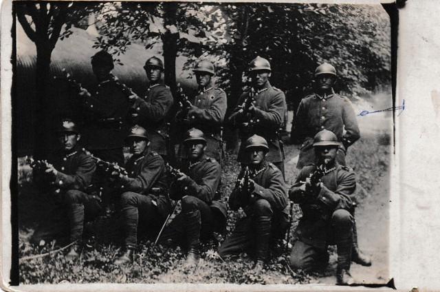 56 Pułk Piechoty Wielkopolskiej w latach 20. XX w.