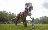 Dinozaury w Kolbuszowej, czyli Jurajski Park Brzezówka. Dobre miejsce na długi weekend