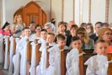 W Sławnie Pierwsza Komunia Święta w Kościele Mariackim ZDJĘCIA 2020 rok
