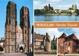 Oto, jak wyglądał Wrocław na pocztówkach z PRL (ZDJĘCIA)