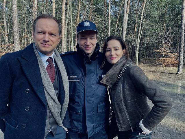 Mateusz Malecki z Konotopu wystąpi w drugim sezonie serialu Szadź w Telewizji TVN. Premiera już wiosną.