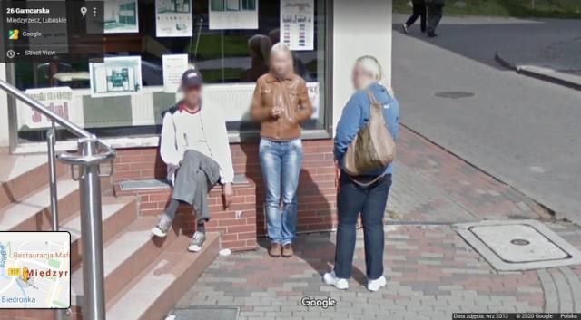 Co kamery google street view zobaczyły w Międzyrzeczu? Mamy dla Was kolejne zdjęcia m.in. z 2012 i 2013 r.