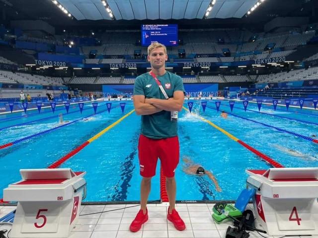 Radosław Kawęcki w olimpijskim finale