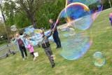 Oleśnica Bubble Day na podzamczu. Mamy archiwalne zdjęcia!