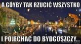 Takie są najlepsze memy o Bydgoszczy. Tak internauci śmieją się z tego miasta