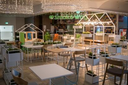 Nowy Foodcourt W Centrum Handlowe Bielawy Naszemiastopl