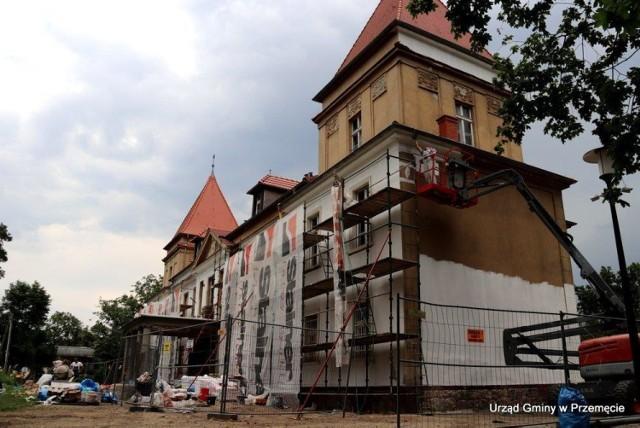Zmieniamy Wielkopolskę. Pałac w Buczu na finiszu