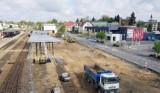 Zmieniamy Wielkopolskę: Trwa budowa zintegrowanego centrum komunikacyjnego w Wolsztynie