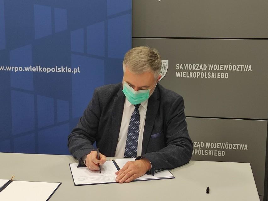 Marszałek Marek Woźniak