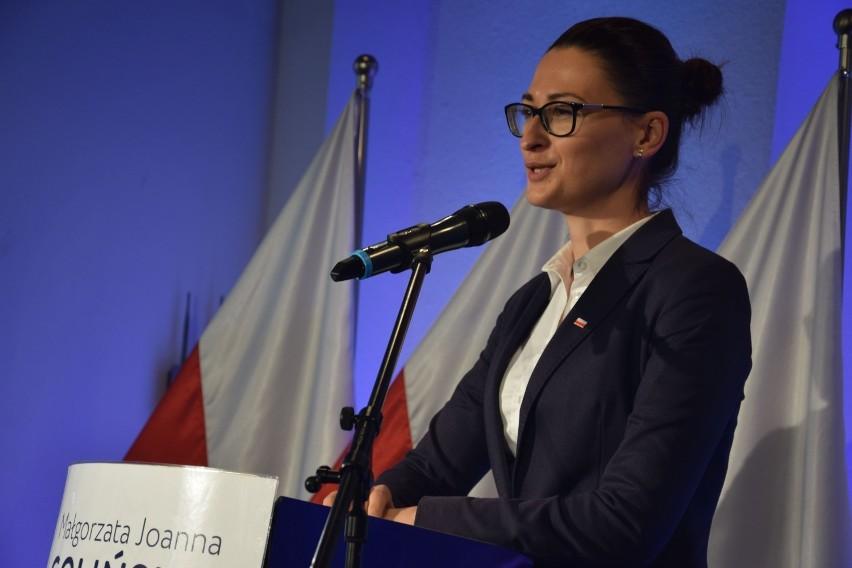 Małgorzata Golińska, poseł, wiceminister środowiska
