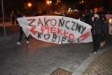 W zeszłym roku blisko 2 tys. osób protestowało w Gubinie. Było to jedno z pierwszych miast, które zorganizowało strajk kobiet