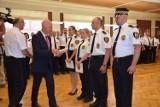 Awanse i pochwały dla strażników miejskich w Grudziądzu [zdjęcia, wideo]