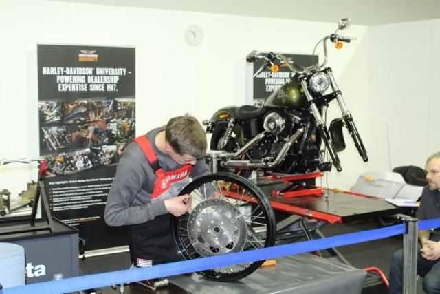 W ofercie Zespołu Szkół Budowlanych jest już zawód mechanika motocyklowego. Teraz młodzi ludzie zyskają nowe możliwości