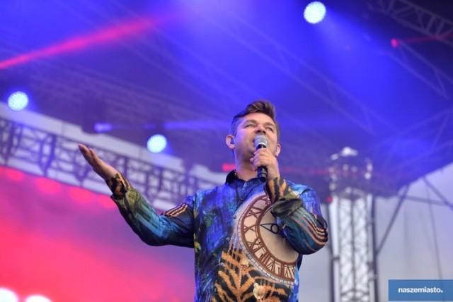 Na dożynkach w Boniewie zaśpiewa w niedzielę, 12 września, Zenek Martyniuk.