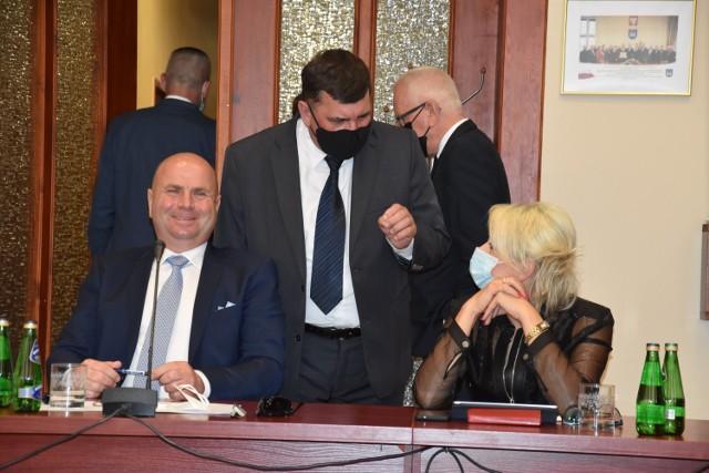 Fotorelacja z sesji Rady Miejskiej w Żninie