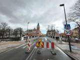 Most Kowalski w Słupsku nieprzejezdny. Prace u zbiegu ul. Armii Krajowej i Szarych Szeregów