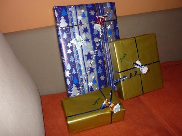 Praktyczne prezenty ucieszą każdego obdarowanego.