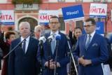 Łukasz Kmita. Kim jest nowy wojewoda małopolski? Ten 35-latek z Olkusza robi szybką karierę [ZDJĘCIA]