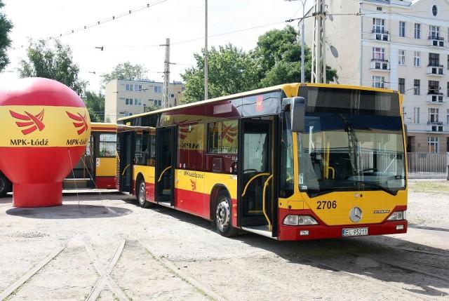 Do końca roku przedsiębiorstwo chce nabyć 50 nowych autobusów, oczywiście niskopodłogowych.
