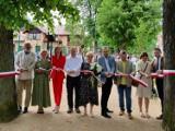 Aleja Chopina w Dusznikach-Zdroju oficjalnie otwarta. Podoba się?