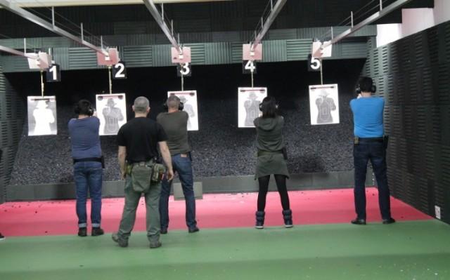 Szkolenie z pistoletu i Karabinku AK - spróbujesz swoich sił?