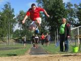 Mistrzostwa Królowej Sportu na żnińskim stadionie