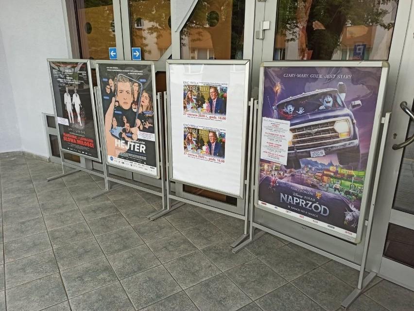 Tarnobrzeski Dom Kultury wznawia działalność. Kino, zajęcia, wystawy w reżimie sanitarnym. Sprawdź zasady