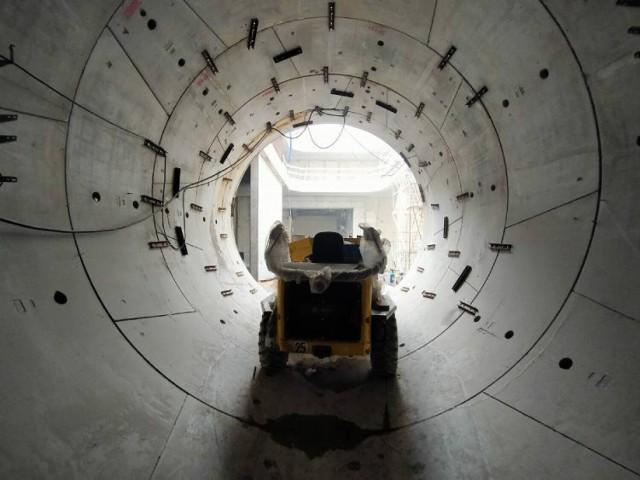 Budowa metra na Bemowie dobiega końca. Zmiana w organizacji ruchu