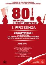 Zgorzelec: Uroczyste obchody 80. rocznicy wybuchu II Wojny Światowej
