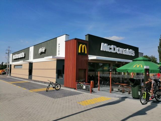 Nowa restauracja McDonald's stanęła w Ustroniu