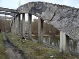 Żarki Wielkie. Z niemieckiego brzegu Nysy Polska wygląda tu, jakby była w ruinie
