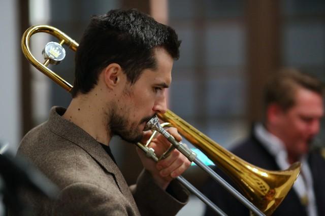 Koncert jazzowy w piotrkowskim muzeum
