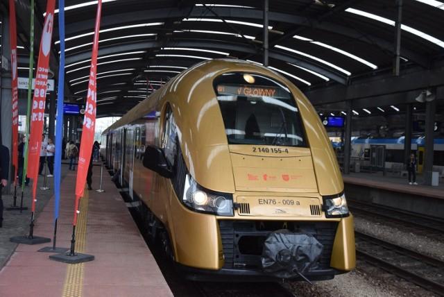Od grudnia Koleje Śląskie będą obsługiwać połączenia z Katowic do Krakowa