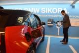 W Bielsku-Białej można za darmo naładować elektryczny samochód [ZDJĘCIA]