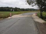 Rozpoczął się remont drogi powiatowej w Długopolu Dolnym