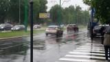 Ostrzeżenie pogodowe: Potężne ulewy przechodzą nad Poznaniem i Wielkopolską